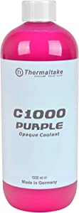 Thermaltake C1000 1000ml Vivid Color Computer Water Cooling System Coolant CL-W114-OS00PL-A, Purple
