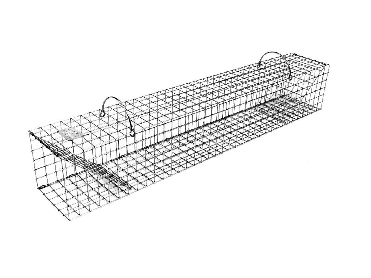 36x6x6 Rigid Muskrat Colony Trap Tomahawk Model 103CL