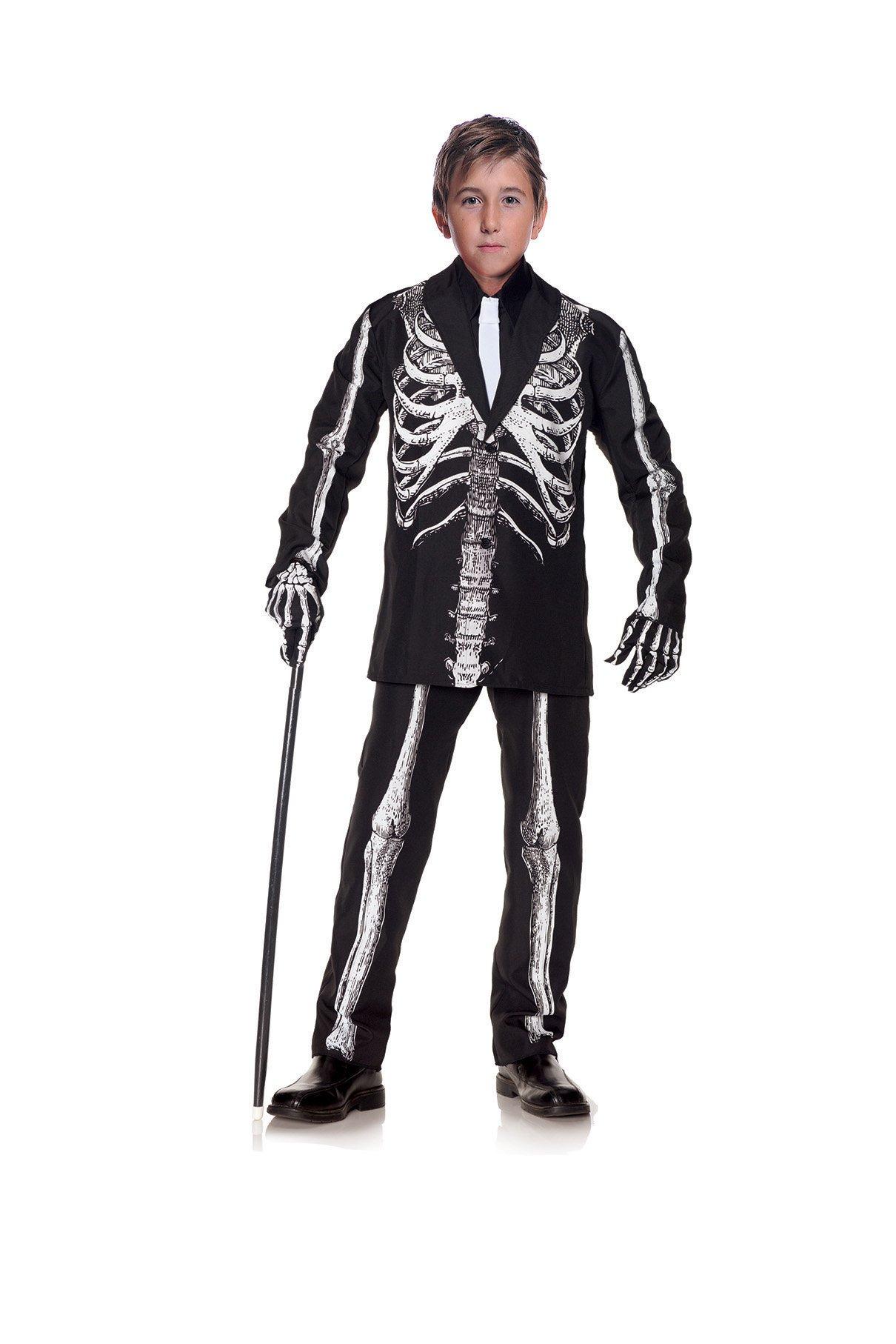 Underwraps Little Boy's Skeleton Suit Costume by Underwraps (Image #2)