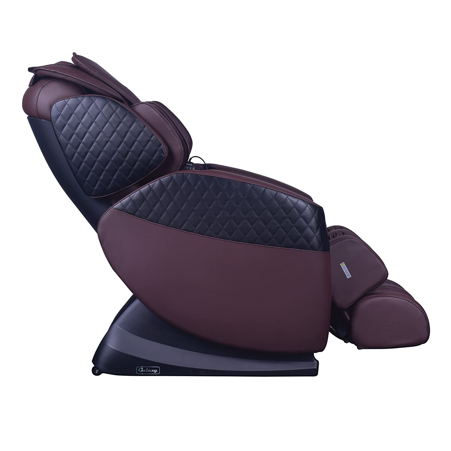 Amazon Longer S Track Full Body Massage Chair Galaxy EC 555