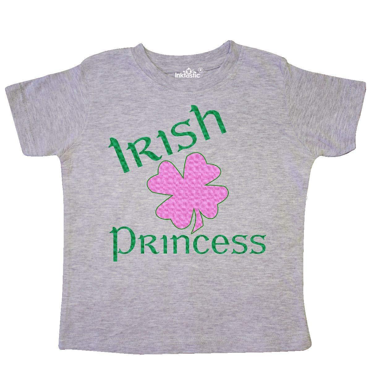 inktastic Irish Princess Toddler T-Shirt