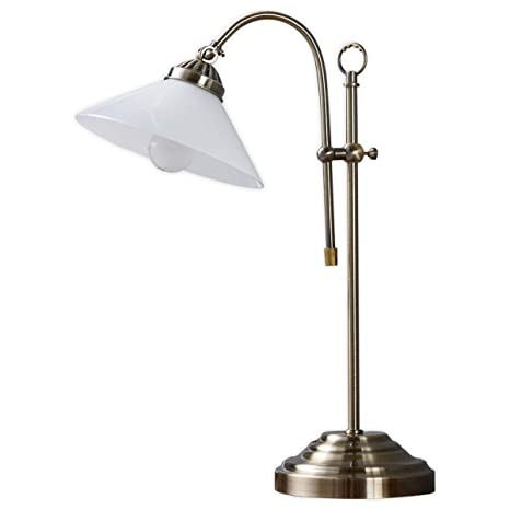 Lámpara de mesa Otis (Retro, Vintage) hecho de Metal e.o. ...