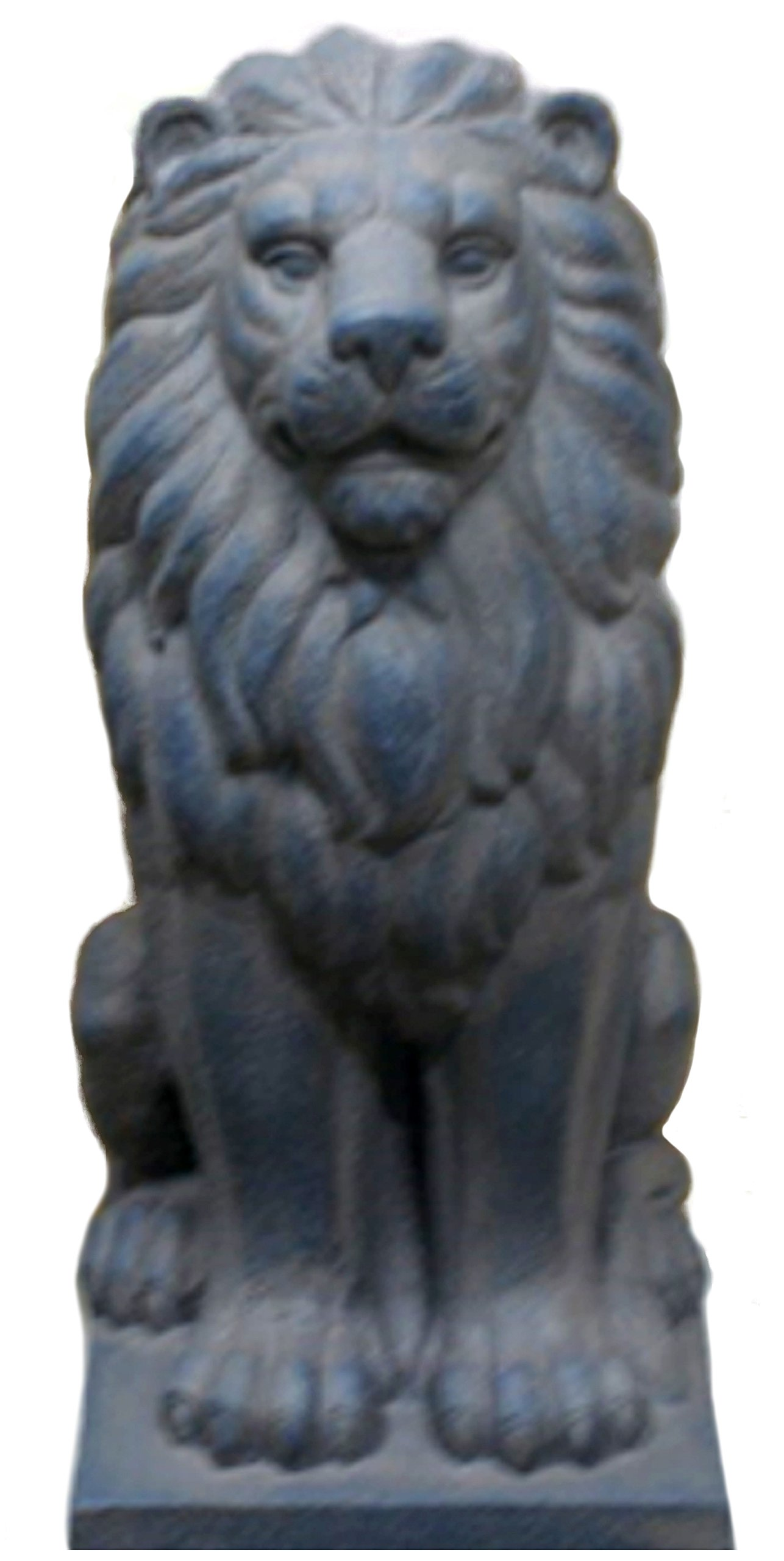 """TIAAN 28"""" Lion King statues and sculptures"""