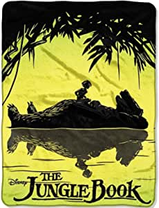Disney El libro de la selva Super manta de peluche: Amazon