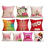 Pillow Case,Topunder Happy Mother's Day Sofa Bed