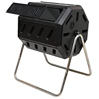 Deals on YIMBY IM4000 Dual-Chamber Tumbling Composter