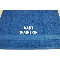 Kart Trainerin; Badetuch Sport