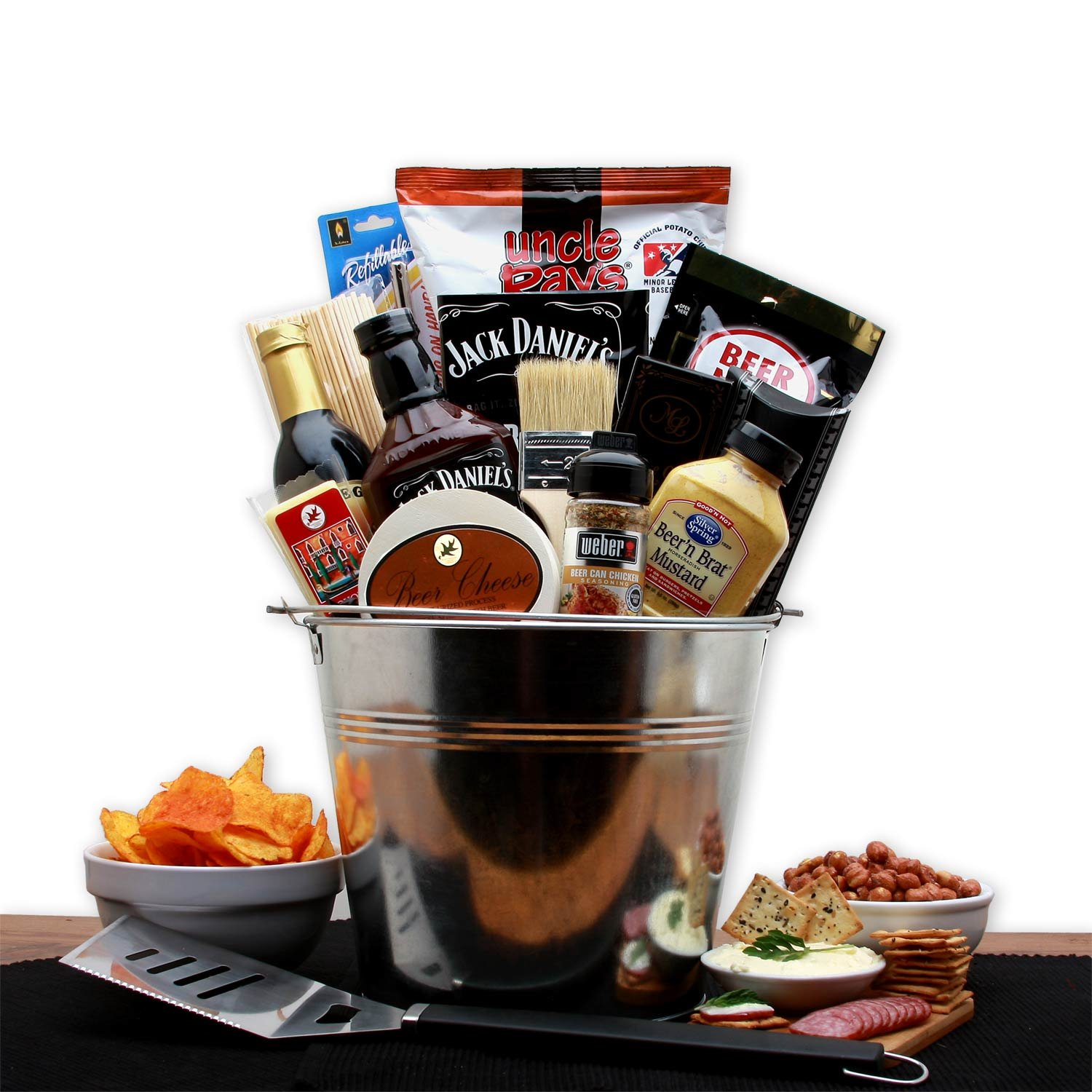 Barbecue Essentials Gift Pail