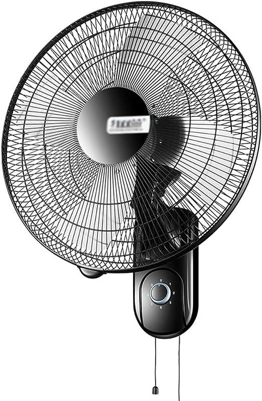 Ventilador de Pared Oscilante Ventiladores 50CM Casa Oficina/ 3 ...