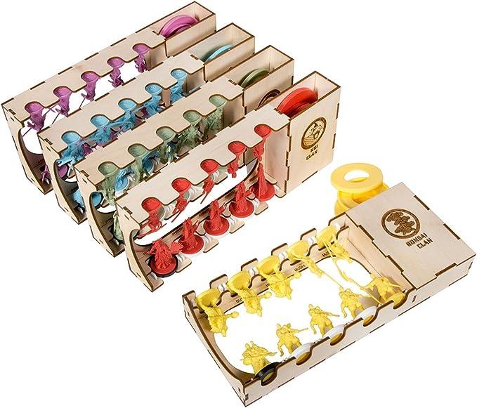 The Broken Token Box Organizer for Rising Sun Daimyo Collection: Amazon.es: Juguetes y juegos