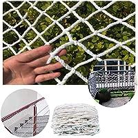 Rope Net, Klimnet, Kinderen Vangnet Nylon Protection Net, Balkon Tuin Bouw Safenet Anti-Drop Net Dia 6 Mm 10Cm,2,5 m…