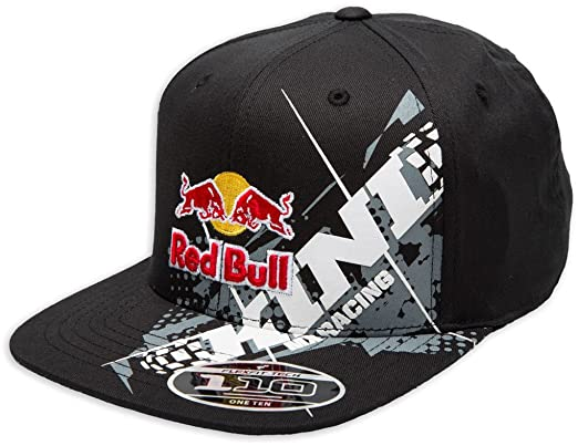 Kini Red Bull Cap Chopped  Amazon.co.uk  Clothing 623fcbcbb6