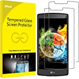JETech Screen Protector for LG G3, Tempered Glass Film, 2-Pack