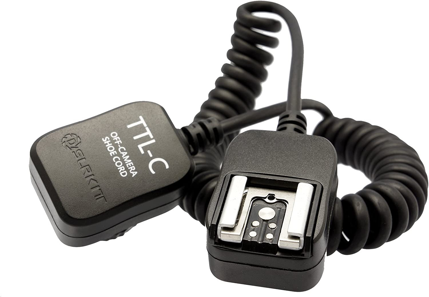 Gadget Place TTL Flash Cable for Canon Rebel T5 EOS 1200D