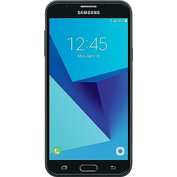 91eb7f57bf0de Amazon.com  TracFone Samsung Galaxy J7 Sky Pro 4G LTE Prepaid Smartphone   Cell Phones   Accessories