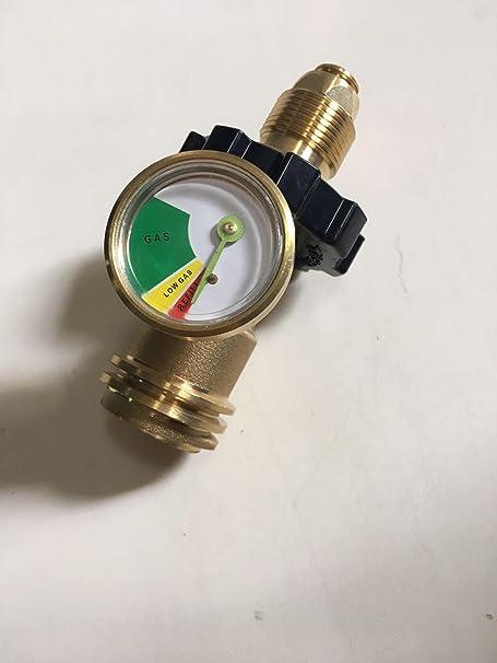 GXL Propano de indicador de combustible/detector de fugas de ...