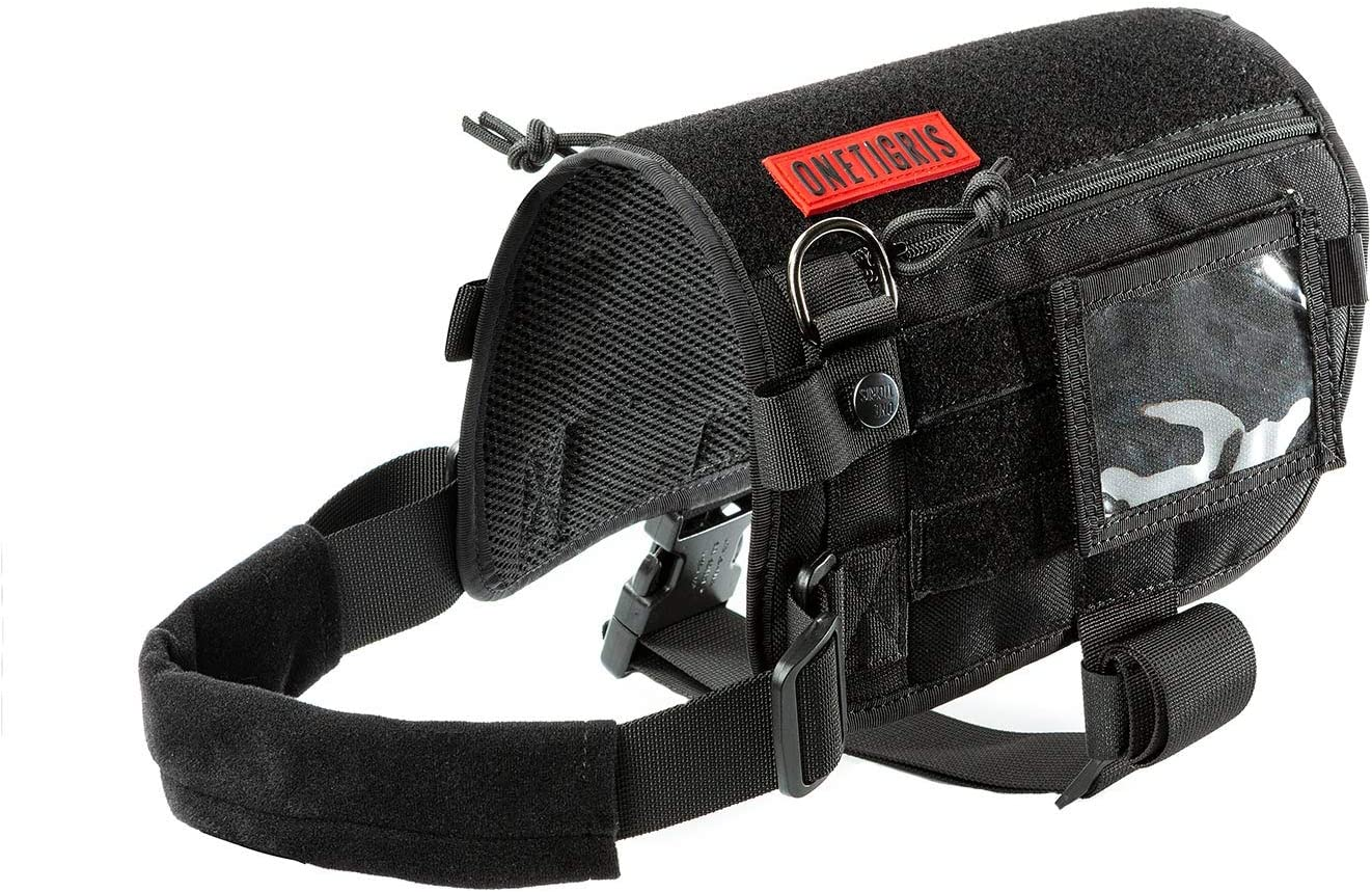Titan One Europe Tactical Do Not Pet Service Dog Harness Paws Morale Patch Tactique /Écusson Brod/é