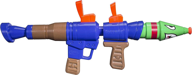 Supersoaker Fortnite Rl, multicolor, Box size: 68.3 x 28 x 8cm (Hasbro E6874EU5)