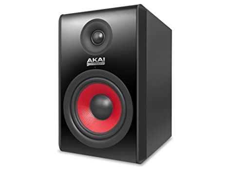 Akai Professional RPM500 Bi-Amplified Studio Monitor with Proximity Control Studio Accessories at amazon