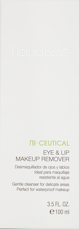 Natura Bisse NB Ceutical Eye and Lip Make Up Remover, 3.5 fl. oz.