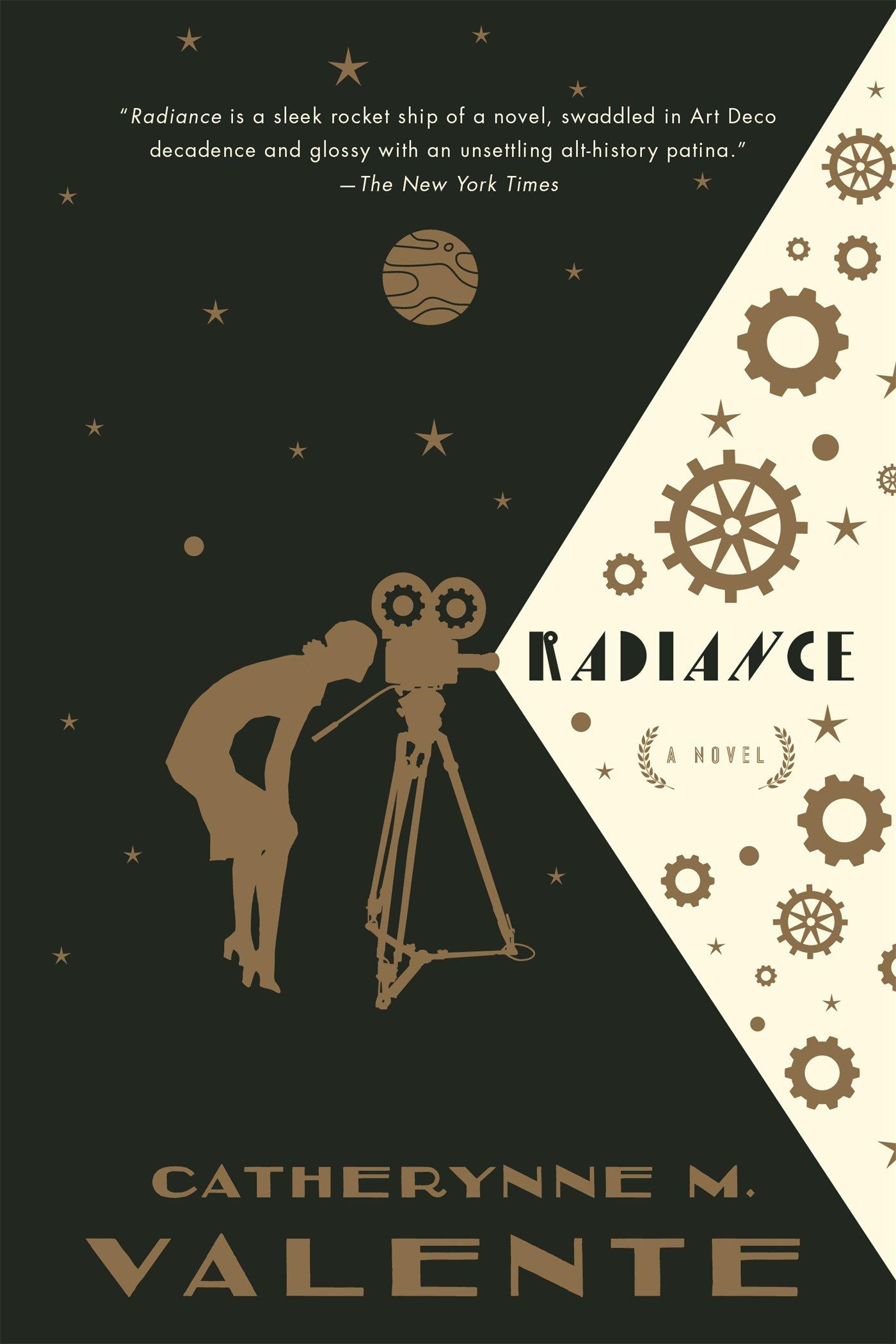 Radiance Novel Catherynne M Valente product image