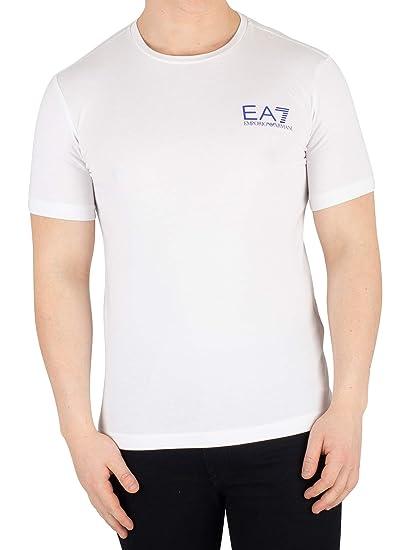 0e6c74c66192 EA7-T-Shirt Emporio Armani in Cotone 3GPT08  Amazon.co.uk  Clothing