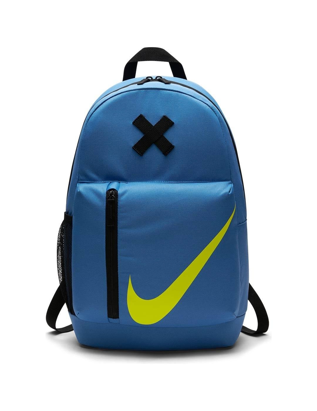 4cbe0c050800 Nike Polyester 22Liters Blue School Backpack  Amazon.in  Bags ...