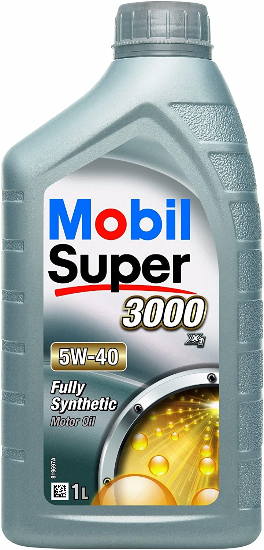 Mobil1 133645 Motorenöl 5w 40 1 Liter Auto