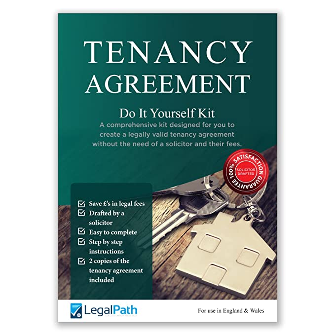 Tenancy Agreement Diy Kit For Furnished Unfurnished Really