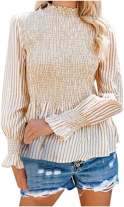 Hstore Mens Simple Shirts Casual Fashion Pure Color Loose Pocket Lapel Long Sleeve Shirt Top Blouse