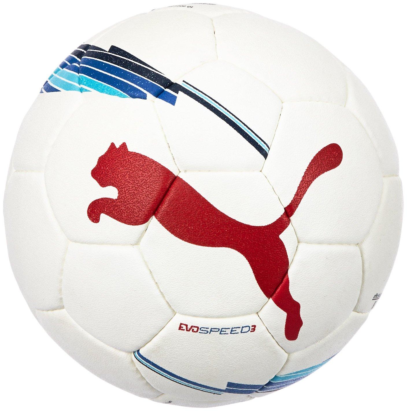 Puma Handball Evospeed 3 HB - Pelota de balonmano, color (White ...