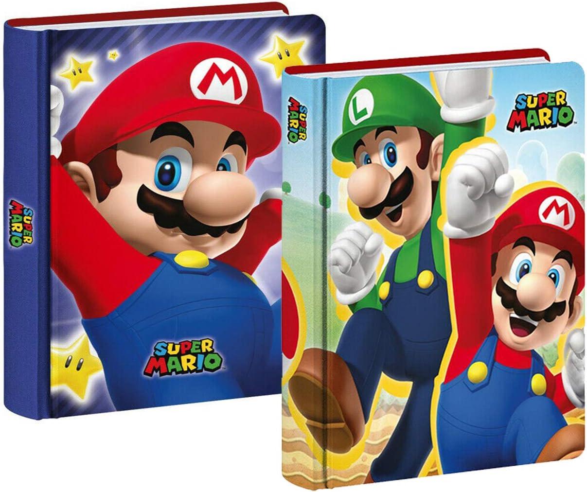 Irpot Escuela Diaria Super Mario Bros: Amazon.es: Juguetes y juegos