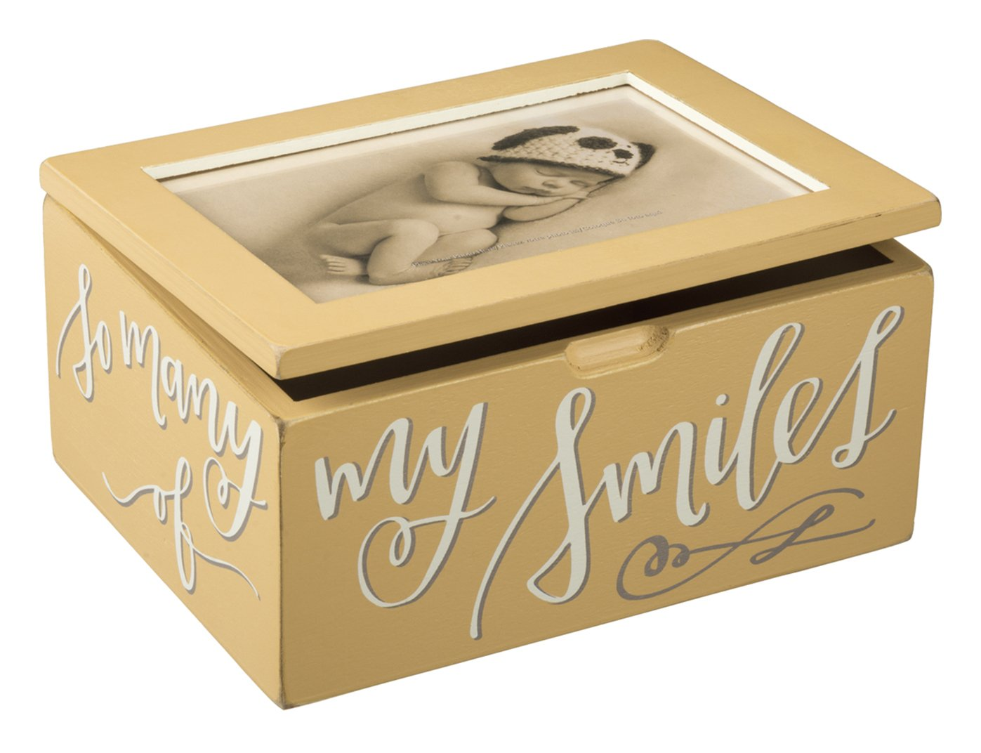 Primitives by Kathy Photo Box, My Smiles Begin with You