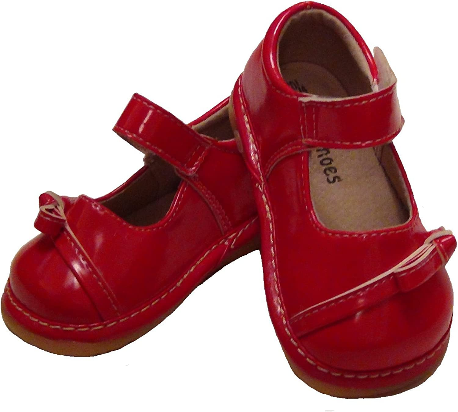 Girls Red Shoes, Young Girls Toddler