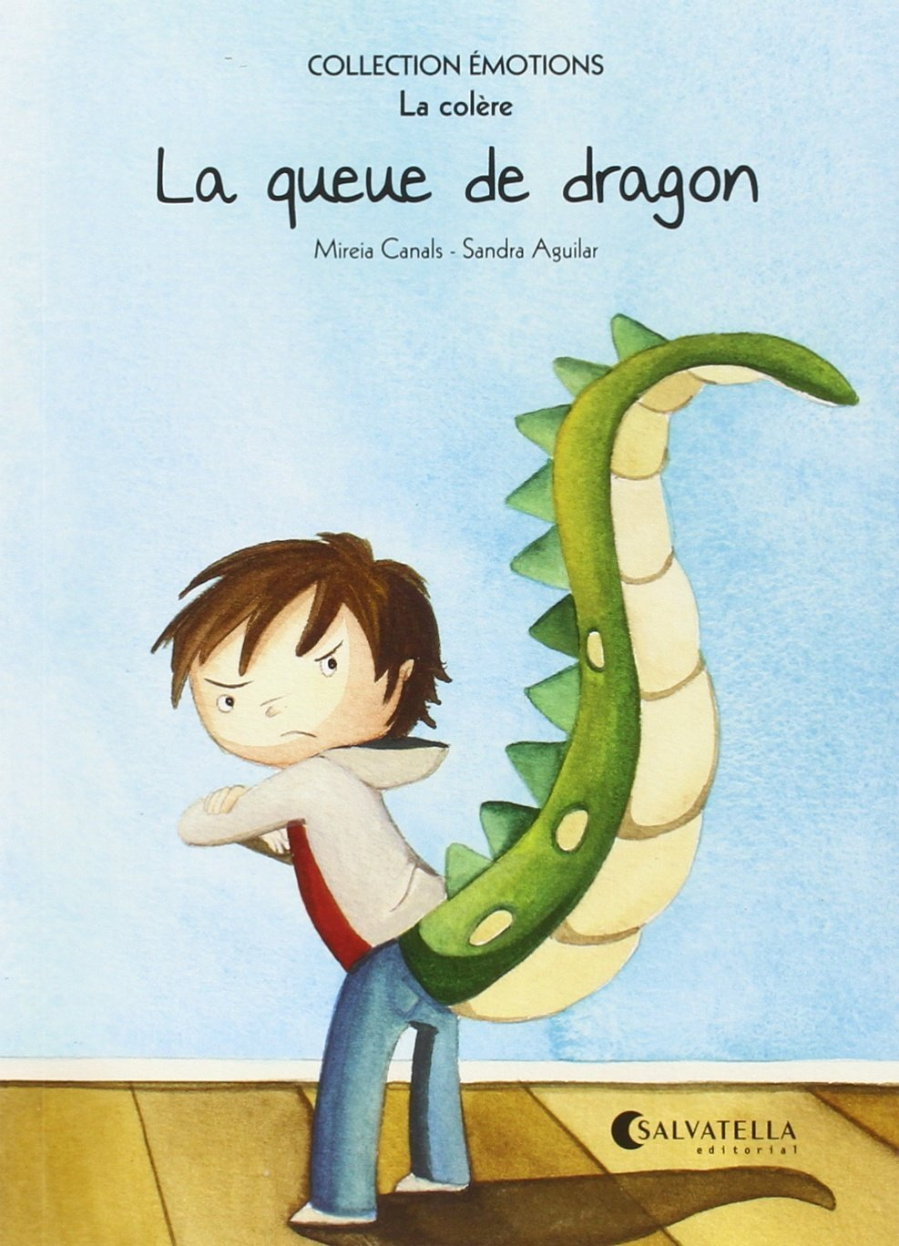 La queue de dragon (French) Paperback – September 15, 2015