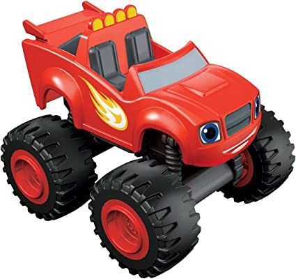 Amazon Com Fisher Price Nickelodeon Blaze The Monster Machines