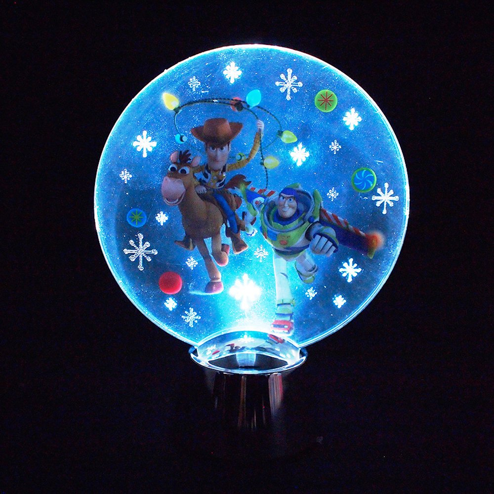 Department 56 Disney Toy Story Holidazzler Lighted Holiday Decoration
