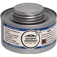 Olympia CB734 - Lata de combustible líquido, tiempo