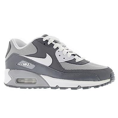 buy popular 3f3df 8d772 Nike Boys  Air Max 90 Mesh (Gs) Gymnastics Shoes  Amazon.co.uk  Shoes   Bags