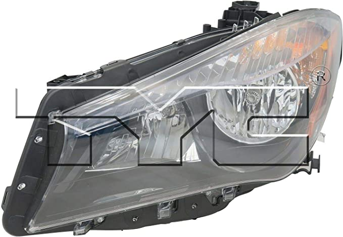 TYC 18-6126-01-1 Compatible with MERCEDES-Benz left Replacement Side Marker Lamp