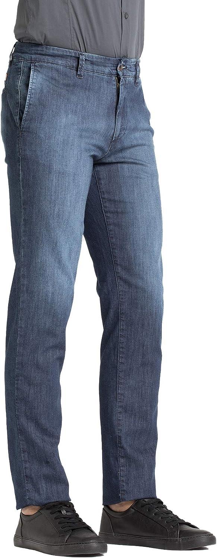 Look Denim Carrera Jeans Chino per Uomo