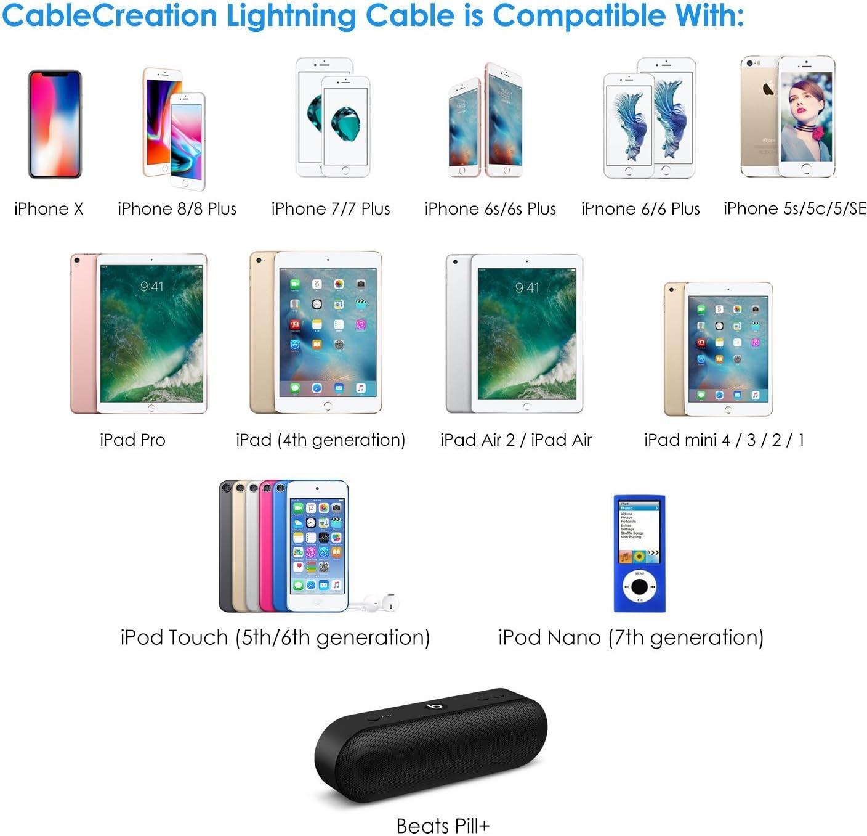 iPad Mini 4/3 / 2 for iPhone X / 8/8 Plus / 7/7 Plus / 6 / 6s Plus ...