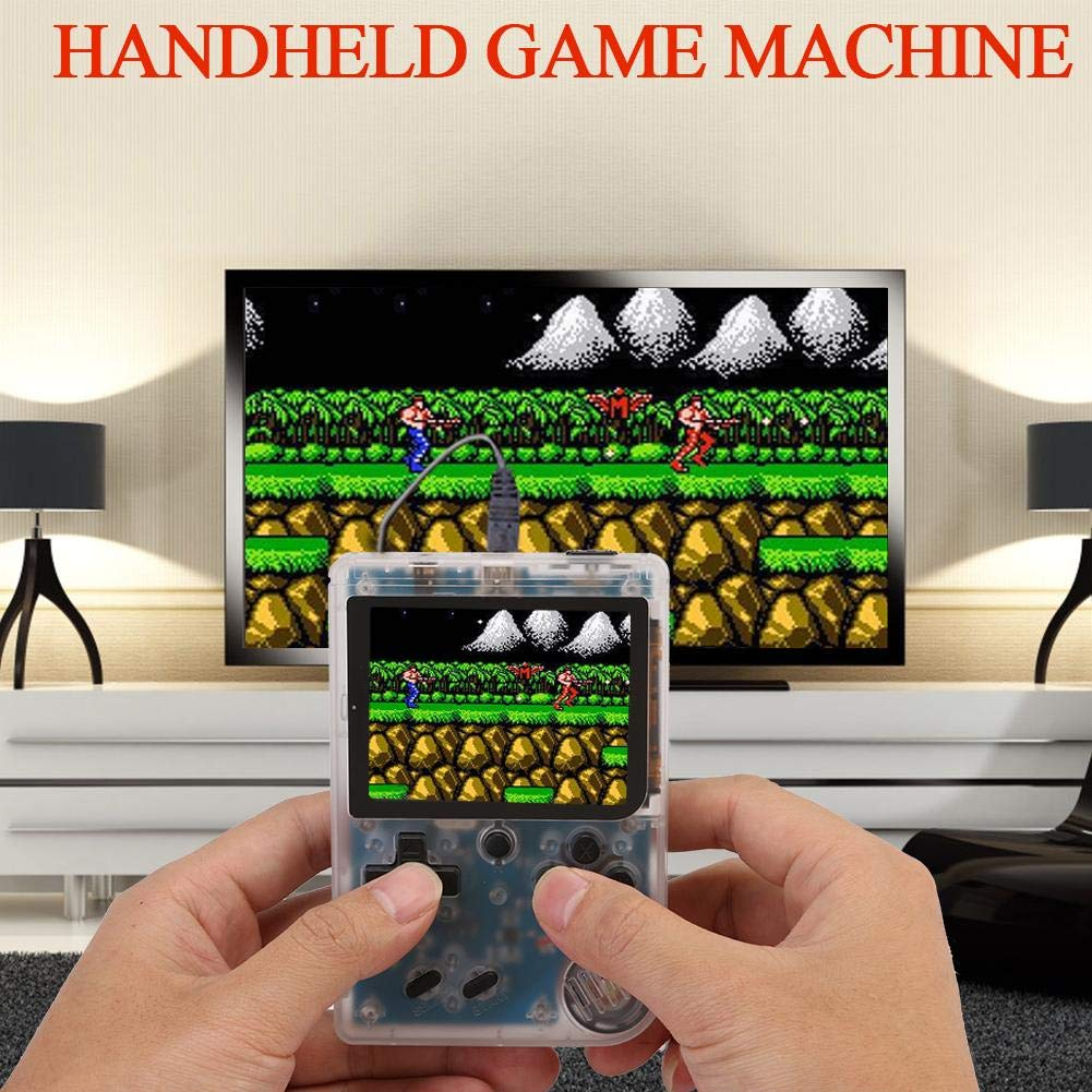 Taoytou RS-6A Mini Video Game Console 8 bit Retro Pocket ...