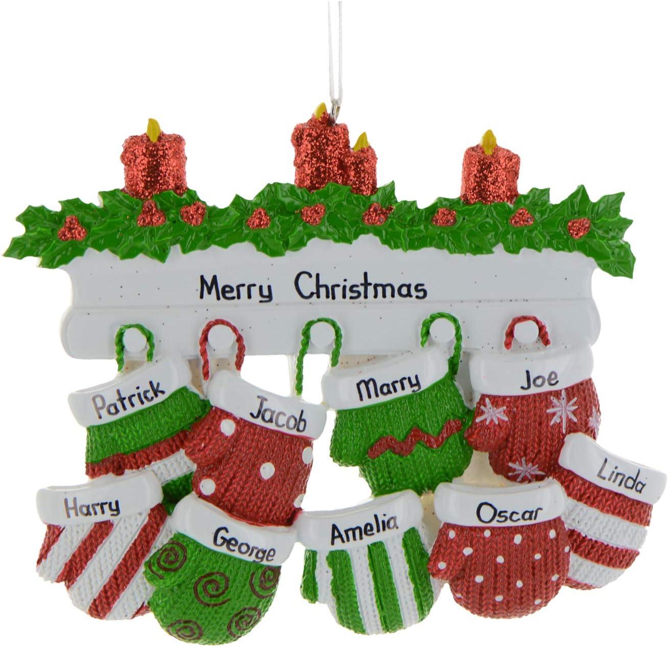 Warm Mitten Hallmark Christmas Tree Gift Clip Clip On Ornament