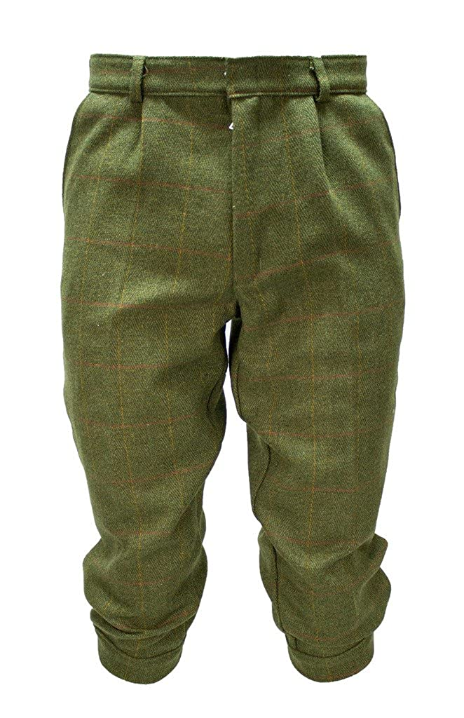 Edwardian Men's Pants, Trousers, Overalls Tweed Breeks Trousers Pants Plus Fours by WWK / WorkWear King $54.95 AT vintagedancer.com