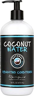product image for Renpure Coconut Water Hydrating Natural Conditioner - Coconut Oil Hair Organic Deep Conditioner - Sulfate Free Hair Conditioner for Dry Damaged, Straight, Fine, Color Treated and Curly Hair