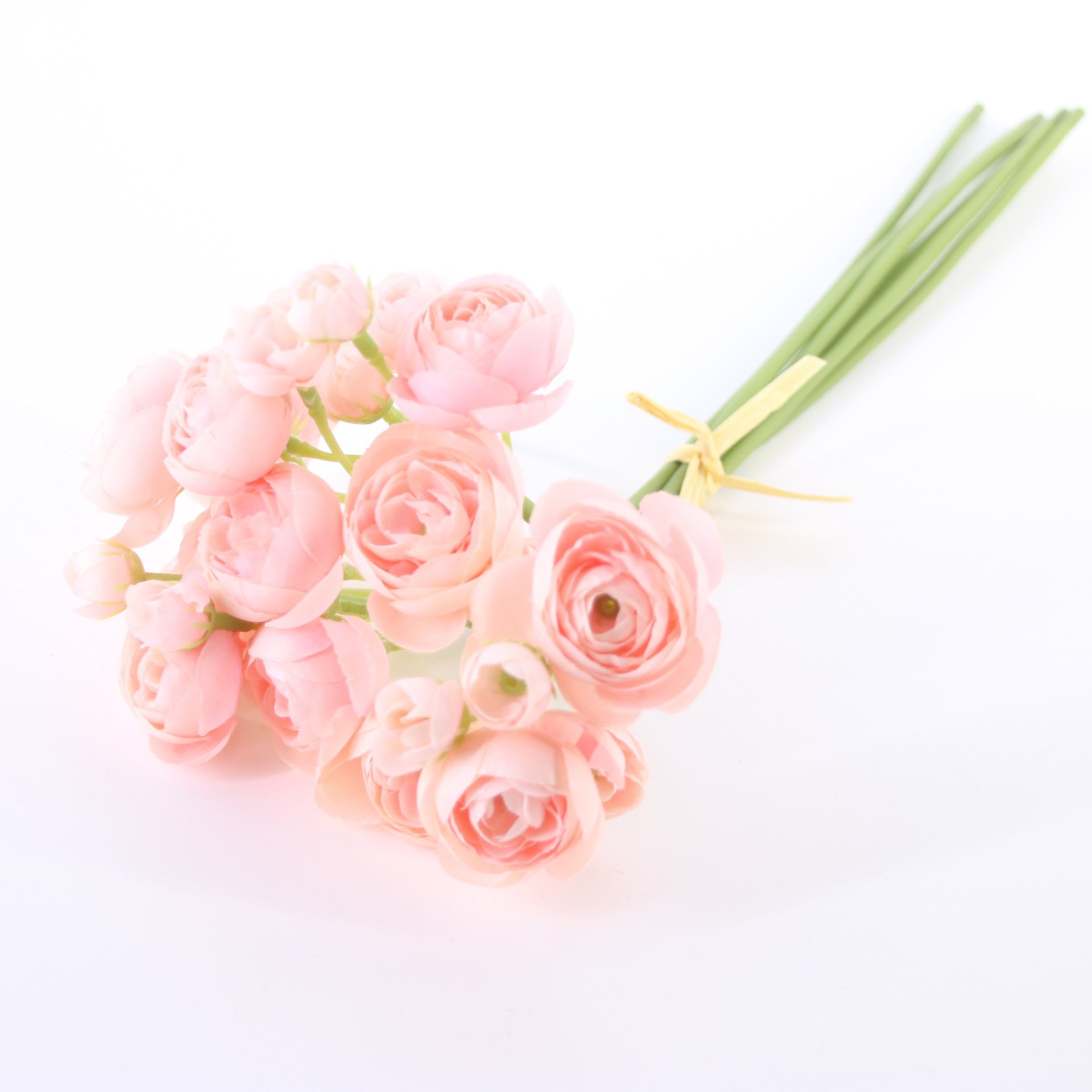 Movie And Tv Props Bunch Of Small Camellia 6 Camellia Lotus Wedding Home Movie And Tv Light Pink