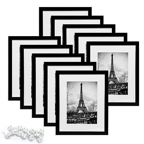 Amazon.com: upsimples - Marco de fotos para pared o mesa ...