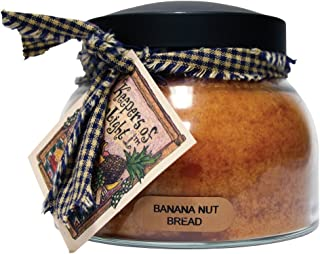 product image for A Cheerful Giver Banana Nut Bread Mama Jar Candle, 22-Ounce, 22oz