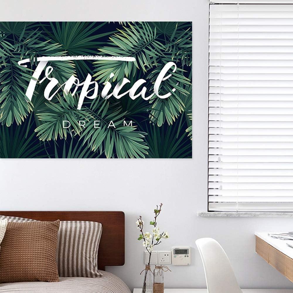 ETH Green Nordic Home Decoration Flannel Tapestry Simple Impresión De La Pared De La Pared Que Cuelga La Toalla De Playa Exquisito: Amazon.es: Juguetes y juegos